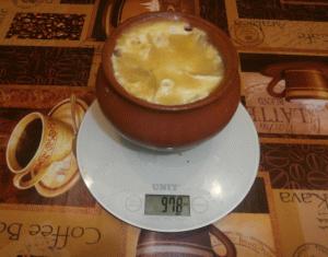 Мои кухонные электронные весы Unit UBS-2140