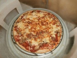 Пицца прямо из аэрогриля