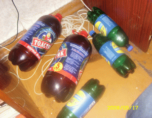 Немного пива для бывших студентов