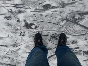 Активность можно проявлять и зимой)