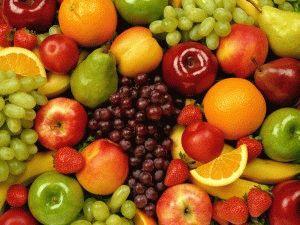 По Карру фрукты это то, что всем нам нужно