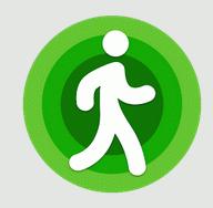 Noom - популярный шагомер для Андроид