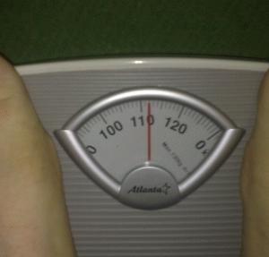 Когда весы всё-таки появились, я узнал страшную правду...